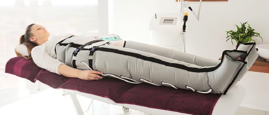 presoterapia aparato